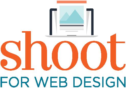 Shoot for Web Design - Photography, Branding & Website Design